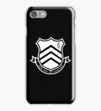 Shujin Academy crest iPhone Case/Skin