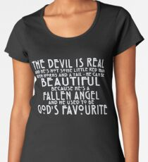 God's Favourite Women's Premium T-Shirt