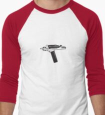 Phaser on Stun Men's Baseball ¾ T-Shirt
