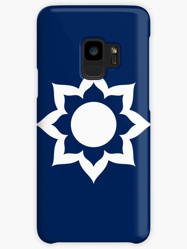 Mortal Kombat White Lotus Cases Skins For Samsung Galaxy By