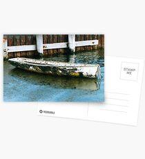 Boat at Queenscliff Postcards