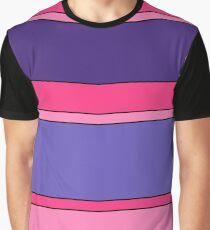 Jem - Aja Stripes Graphic T-Shirt