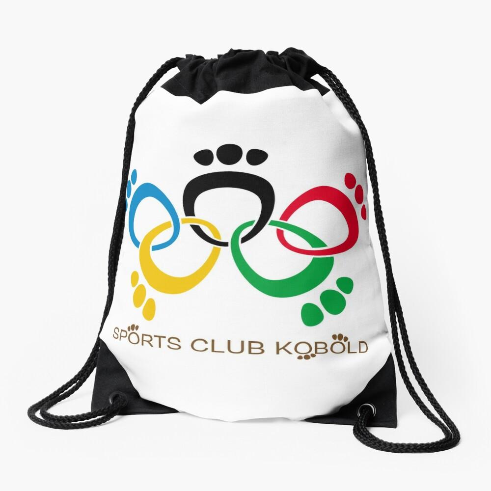 Sports Club Kobold - OAD version Drawstring Bag