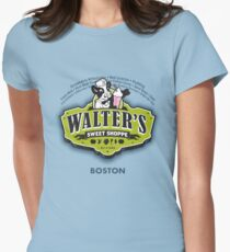 Walter's Sweet Shoppe - FRINGE Womens Fitted T-Shirt