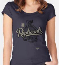 "San Angeles Replicants - ""Blade Runner"" Chess Team Women's Fitted Scoop T-Shirt"