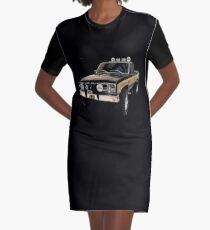 The Fall Guy - GMC Sierra Grande Graphic T-Shirt Dress