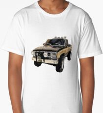 The Fall Guy - GMC Sierra Grande Long T-Shirt