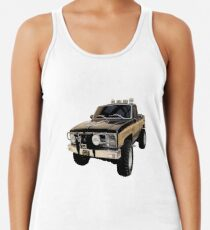 The Fall Guy - GMC Sierra Grande Racerback Tank Top