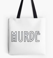M is for Margaret... Tote Bag
