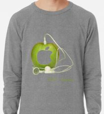 iEat - Apples Lightweight Sweatshirt