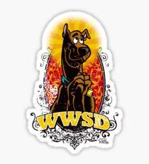 WWSD Sticker