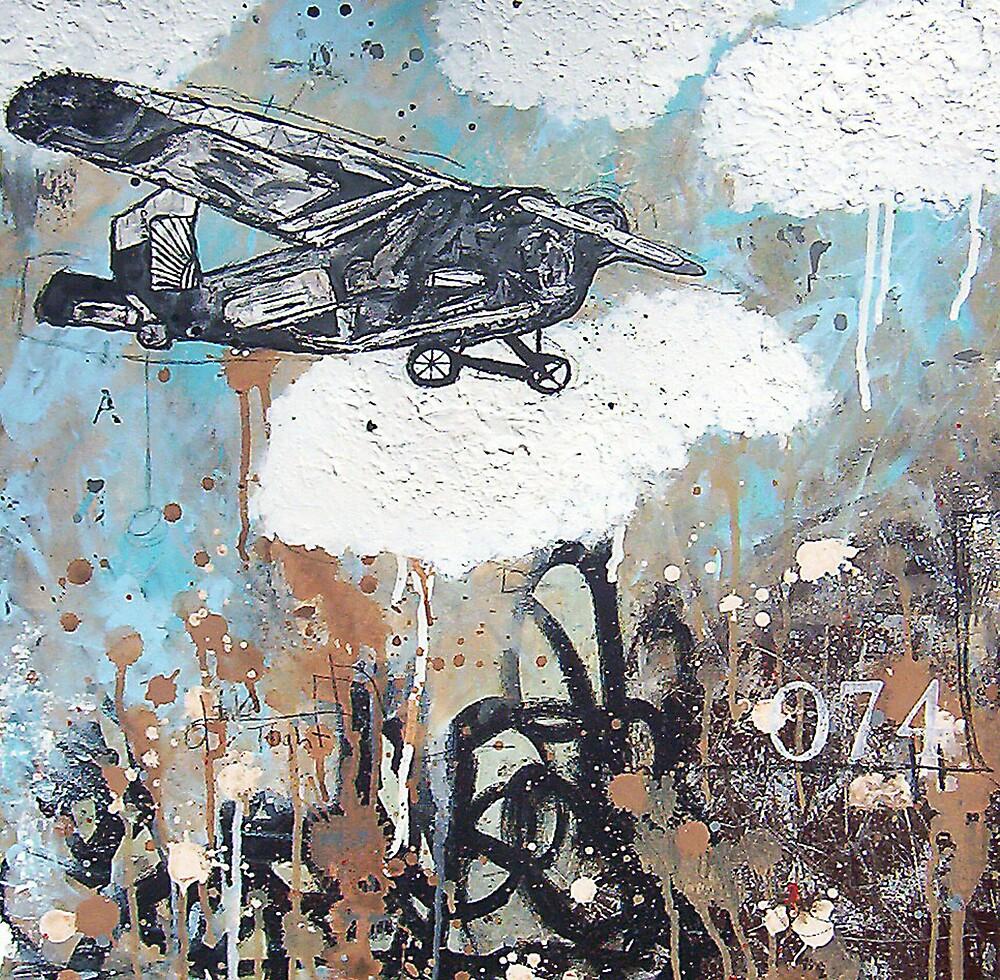 flight school by Justin Lyons