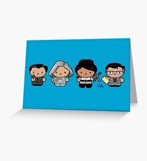 Hello Archer! Greeting Card