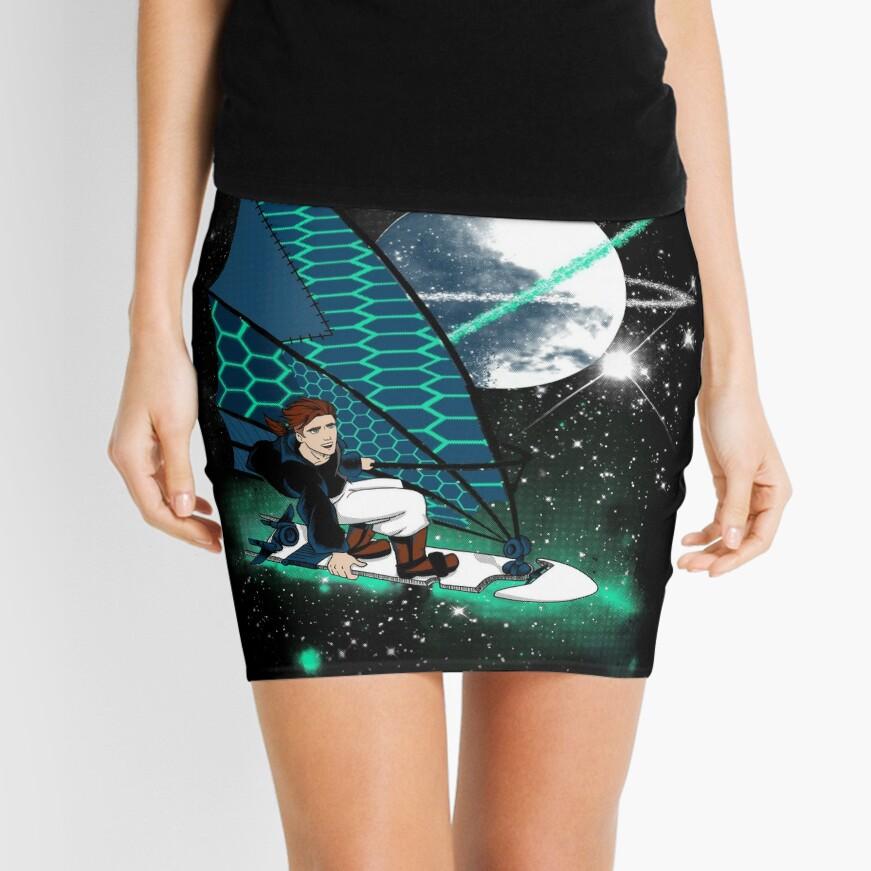 Treasure Planet Mini Skirt