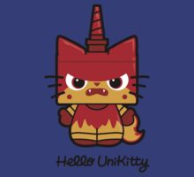 Hello (Angry) Unikitty | Women's T-Shirt