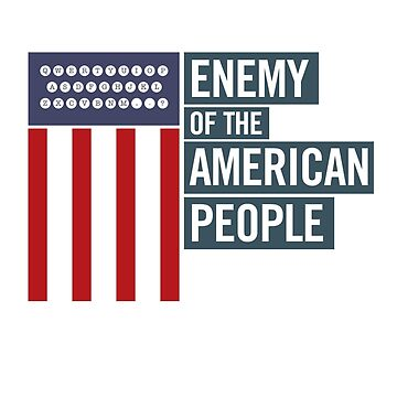 Enemy of the American People by theotherjeff
