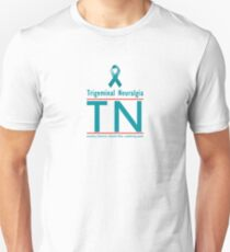 Trigeminal Neuralgia Electric Shock Like Pain Unisex T-Shirt