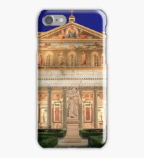 San Paolo Fuori le Mura iPhone Case/Skin