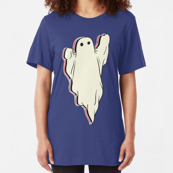 Ghost Slim Fit T-Shirt