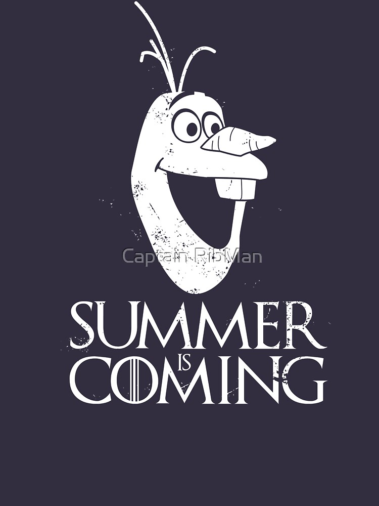 Summer Is Coming | Unisex T-Shirt