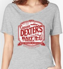 Dexter's Bait & Tackle Women's Relaxed Fit T-Shirt