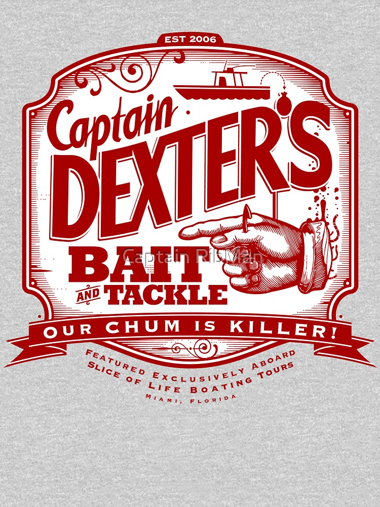 Dexter's Bait & Tackle | Unisex T-Shirt