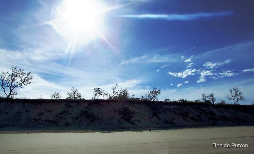 Unrelenting Sun by Ben de Putron