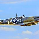 Seafire LF.IIIc PP972 G-BUAR by Colin Smedley