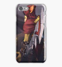 Gondar the Bounty Hunter iPhone Case/Skin