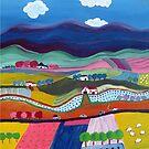A village somewhere by Elizabeth Kendall