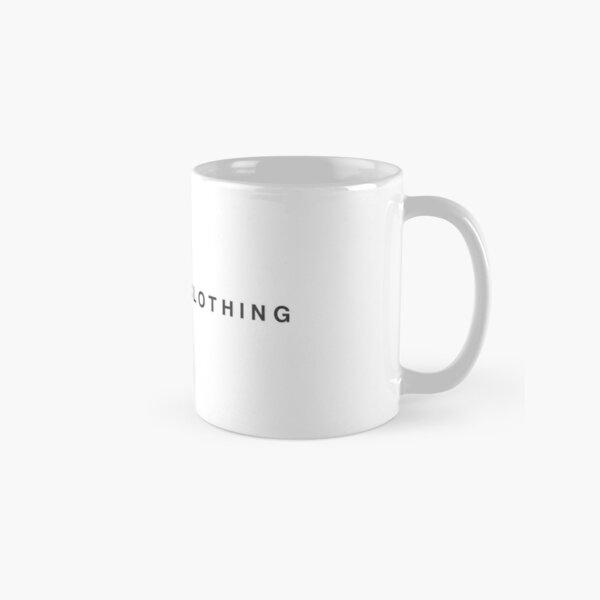 Acquaint Clothing Words - Dark Version Classic Mug