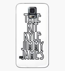 Evan Peters Case/Skin for Samsung Galaxy