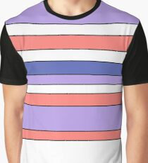 Jem - Shana Stripes Graphic T-Shirt