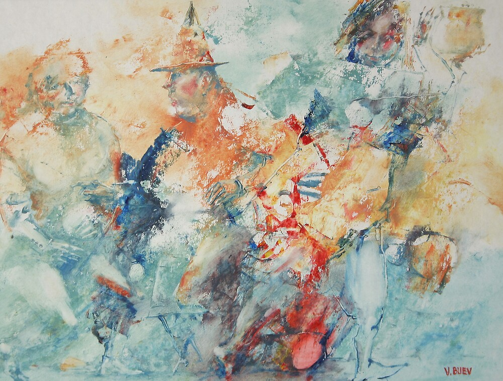 fiesta by Valeriu Buev