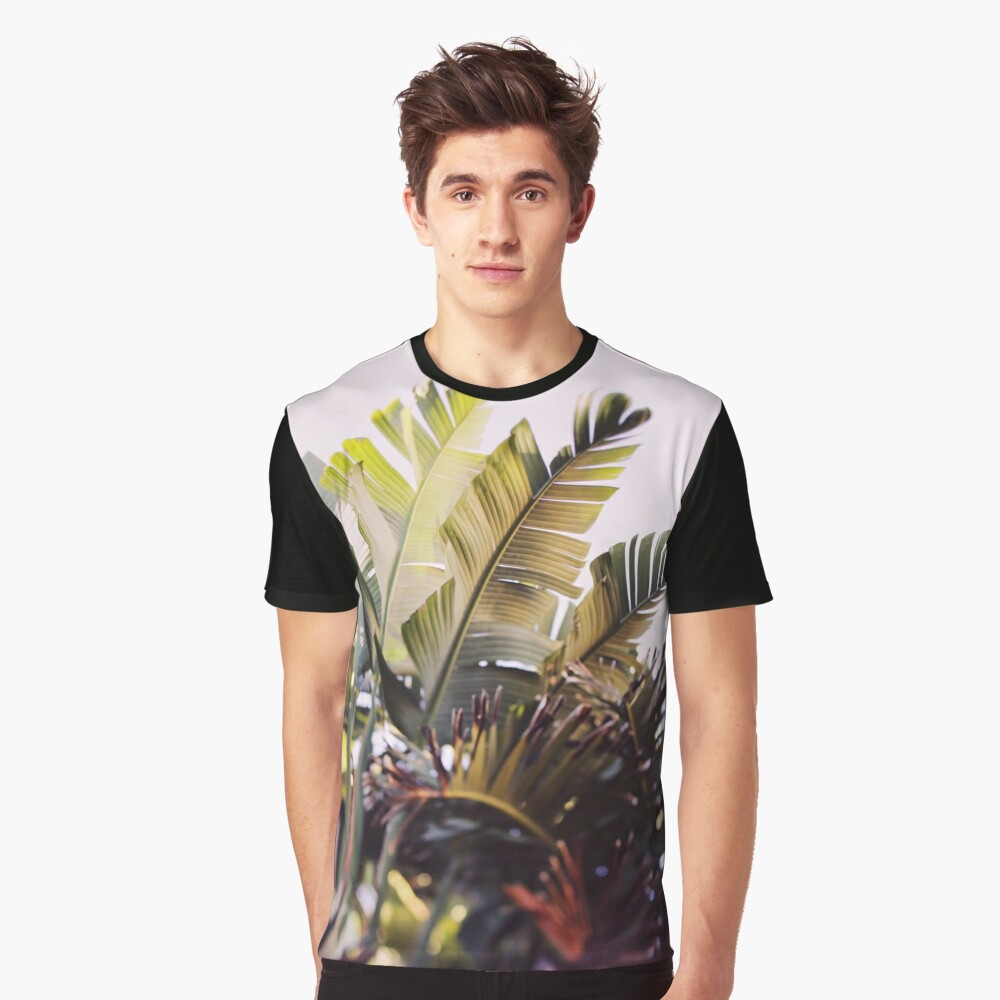 Paradies # 1 Grafik T-Shirt