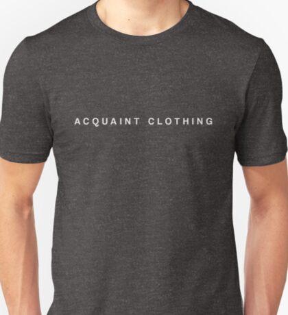 Acquaint Clothing Words - Light T-Shirt
