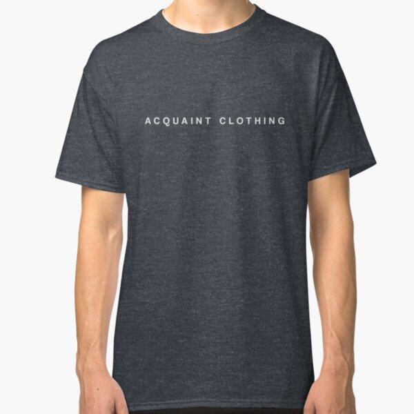 Acquaint Clothing Words - Light Classic T-Shirt