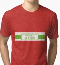 Students In Action Tri-blend T-Shirt
