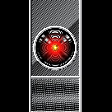 HAL 9000 by eXistenZ