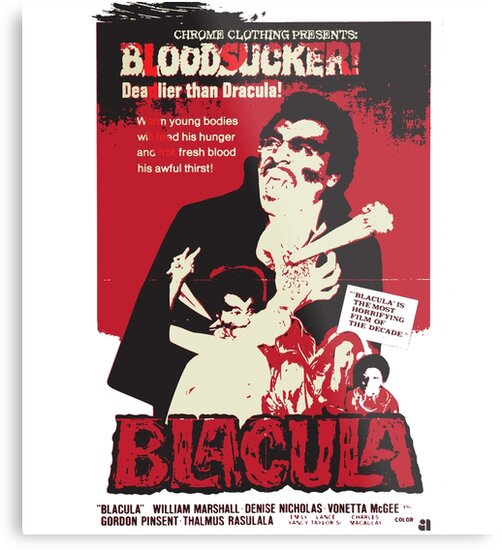 Blacula by Chrome Clothing