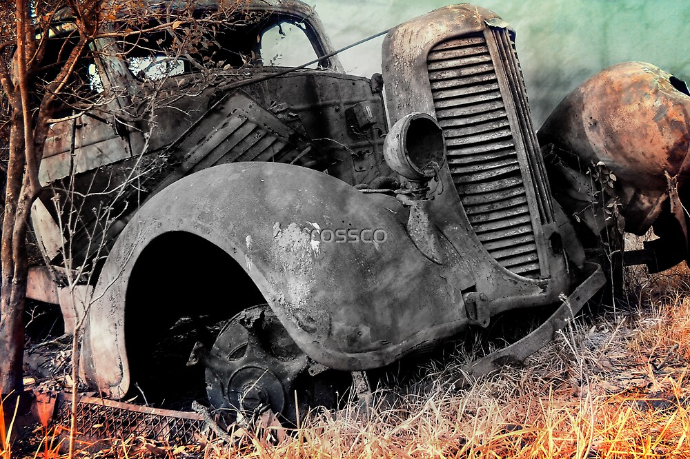 Rusted Reworked by rossco