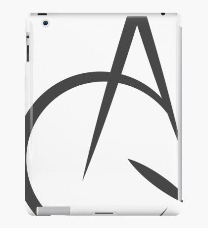 Acquaint Clothing Icon Dark iPad Case/Skin
