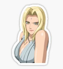 Lady Tsunade Sticker