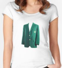 The Masters - Green Jacket augusta 2017 (T-Shirt, Phone Case & more) Women's Fitted Scoop T-Shirt