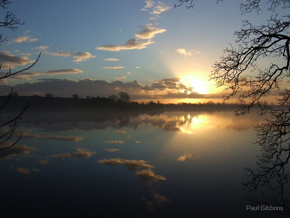 Lancashire Sunset by spottydog06