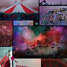 Carnival Collage by gothicolors