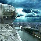 London (2) by Rhys Herbert