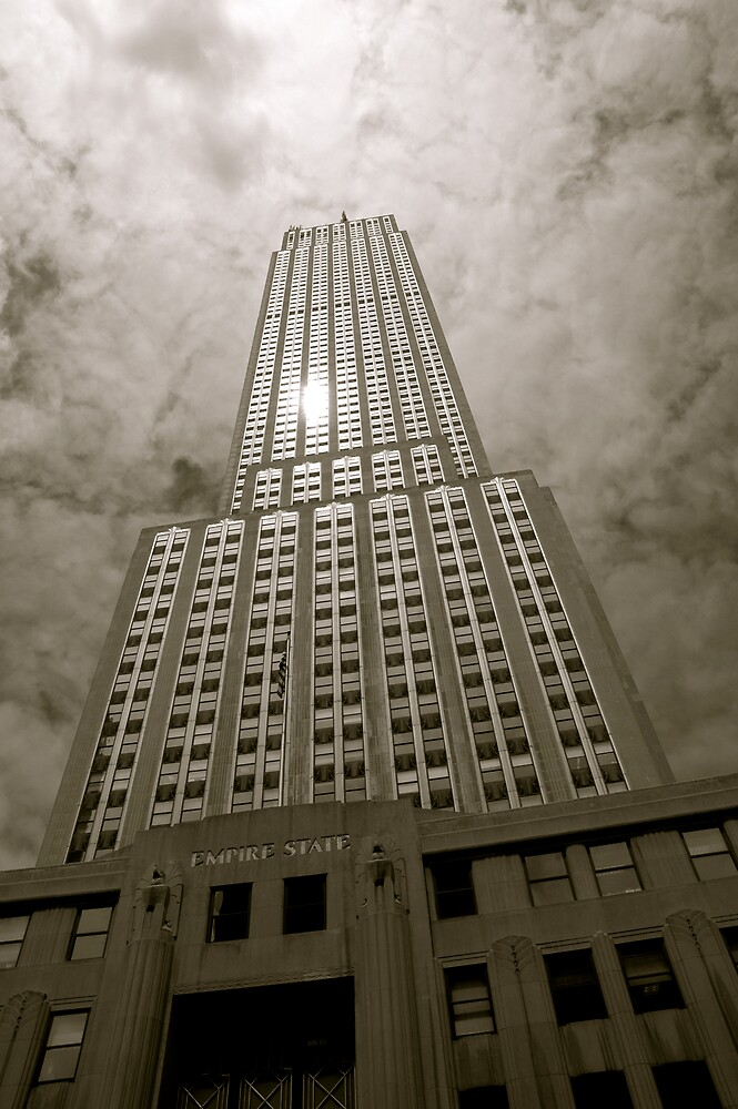 Empire State Building 2 by eirini