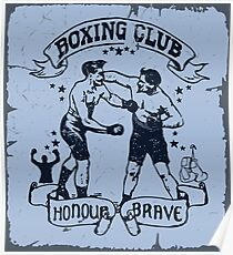 Boxing Club Poster