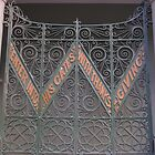 Trinity Church Gates by lezvee